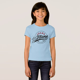 Ohana Titans Girls T-Shirt