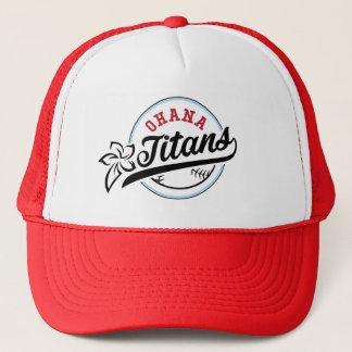 Ohana Titans Trucker Hat
