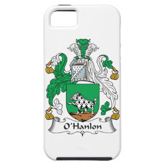 O'Hanlon Family Crest iPhone 5 Covers