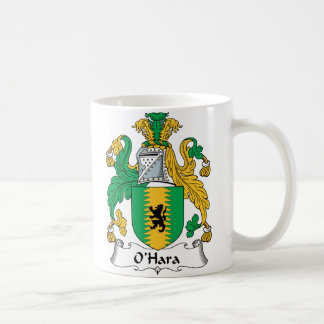 O'Hara Family Crest Coffee Mug