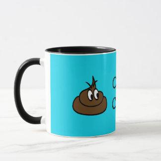 Ohhh Crap! FLASH BLUE MUG! Mug