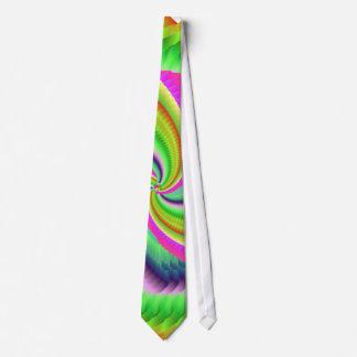 Ohhhhh Pretty Fractal copy Tie
