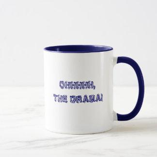 OHHHHH, THE DRAMA! with KBP Mug