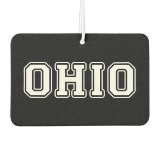 Ohio Air Freshener