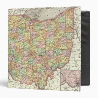 Ohio and Hamilton County 3 Ring Binder
