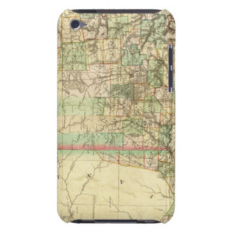 Ohio and Indiana 2 Barely There iPod Covers