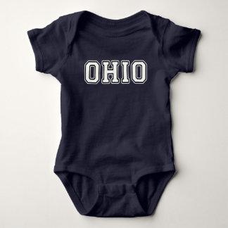 Ohio Baby Bodysuit
