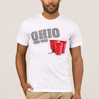 Ohio Beer Pong T-Shirt