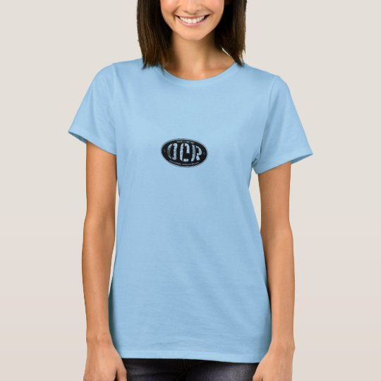 Ohio Cafe Racers Womens Baby Doll T-Shirt