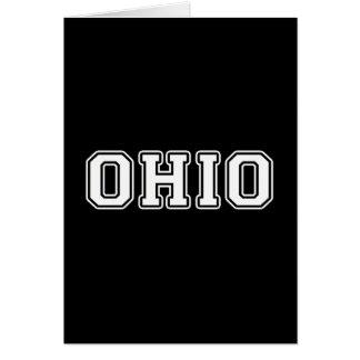 Ohio Card