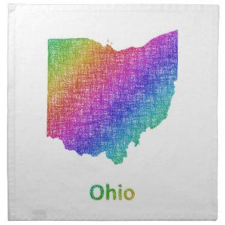 Ohio Cloth Napkin