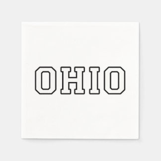 Ohio Disposable Napkin