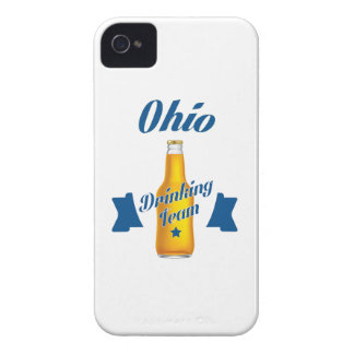 Ohio Drinking team iPhone 4 Covers