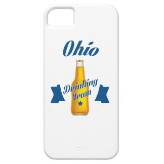 Ohio Drinking team iPhone 5 Cover
