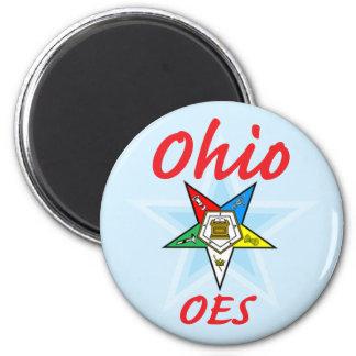 Ohio Eastern Star magnet