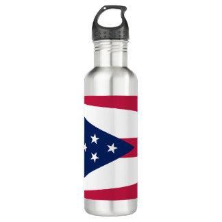 Ohio Flag 710 Ml Water Bottle
