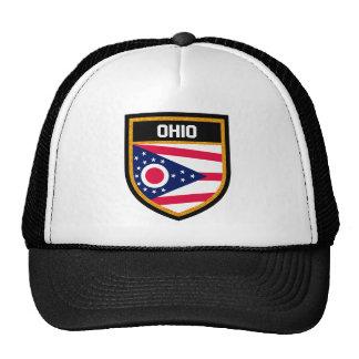 Ohio Flag Trucker Hat