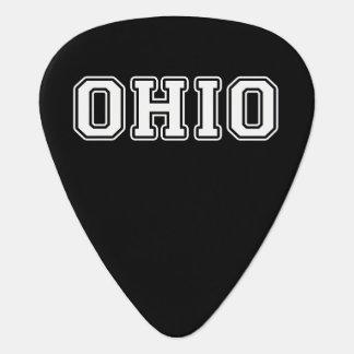 Ohio Guitar Pick