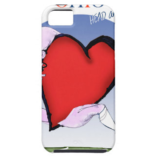 ohio head heart, tony fernandes iPhone 5 cases