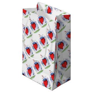 ohio head heart, tony fernandes small gift bag