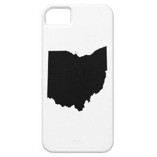 Ohio in Black and White iPhone 5 Cases
