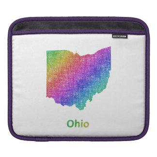Ohio iPad Sleeve