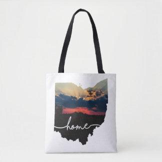 Ohio is home Tote Bag