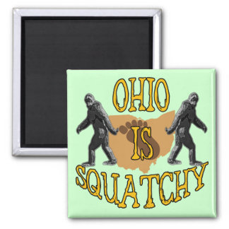 Ohio Is Squatchy Magnet