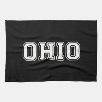 Ohio Kitchen Towel