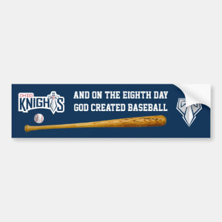 Ohio Knights Bumper Sticker