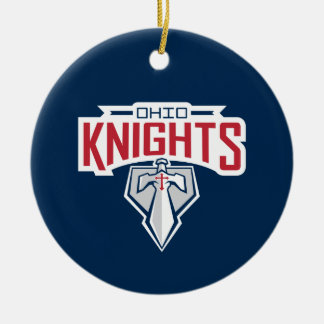 Ohio Knights - Christmas Ornament