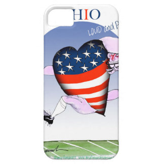 ohio loud and proud, tony fernandes iPhone 5 covers