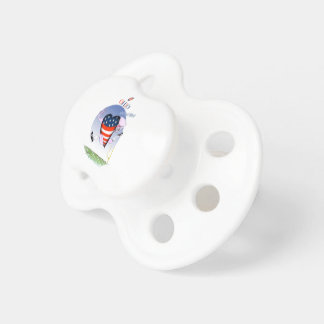 ohio loud and proud, tony fernandes pacifier