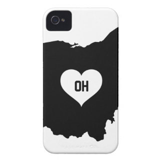 Ohio Love Case-Mate iPhone 4 Case