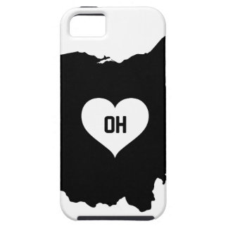 Ohio Love iPhone 5 Case