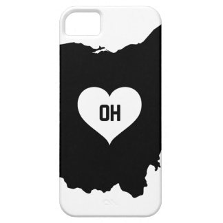 Ohio Love iPhone 5 Cover