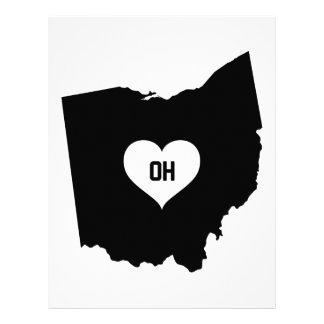 Ohio Love Letterhead