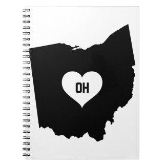 Ohio Love Notebooks