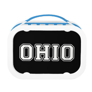 Ohio Lunch Box