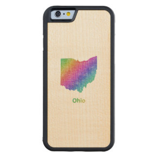 Ohio Maple iPhone 6 Bumper Case