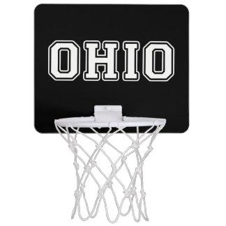 Ohio Mini Basketball Hoop