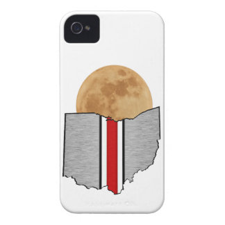 Ohio Moonlight iPhone 4 Covers