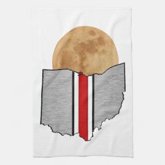 Ohio Moonlight Kitchen Towel