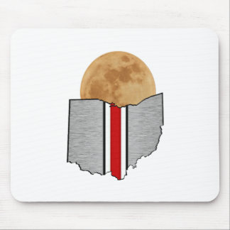 Ohio Moonlight Mouse Pad