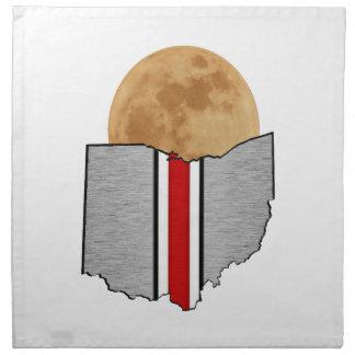 Ohio Moonlight Napkin