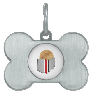 Ohio Moonlight Pet Tag