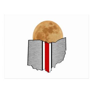 Ohio Moonlight Postcard