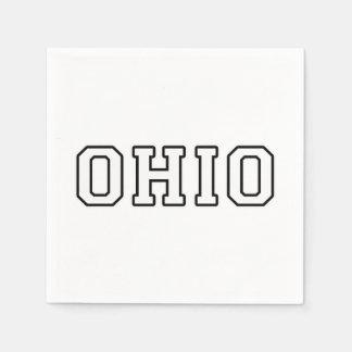 Ohio Napkin