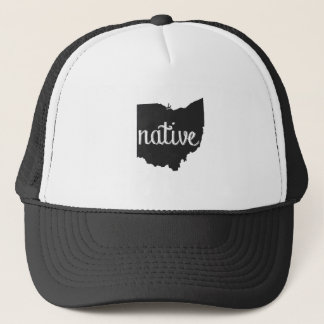 Ohio Native Trucker Hat