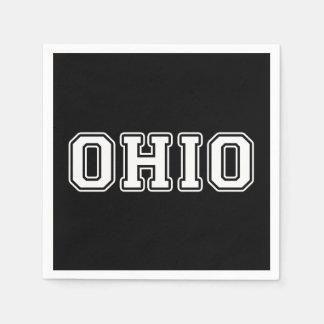 Ohio Paper Napkin